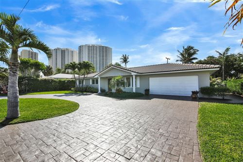 Photo of Listing MLS rx in 1243 Yacht Harbor Drive Singer Island FL 33404