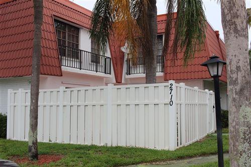 Photo of Listing MLS rx in 2710 Yale Lane #2710 Boynton Beach FL 33426