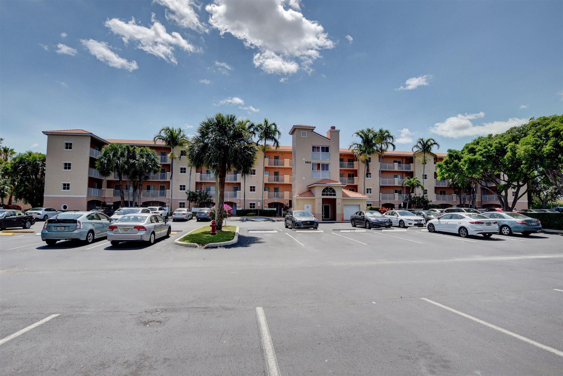 5842 Crystal Shores Drive #204, Boynton Beach, FL 33437 - #: RX-10617218