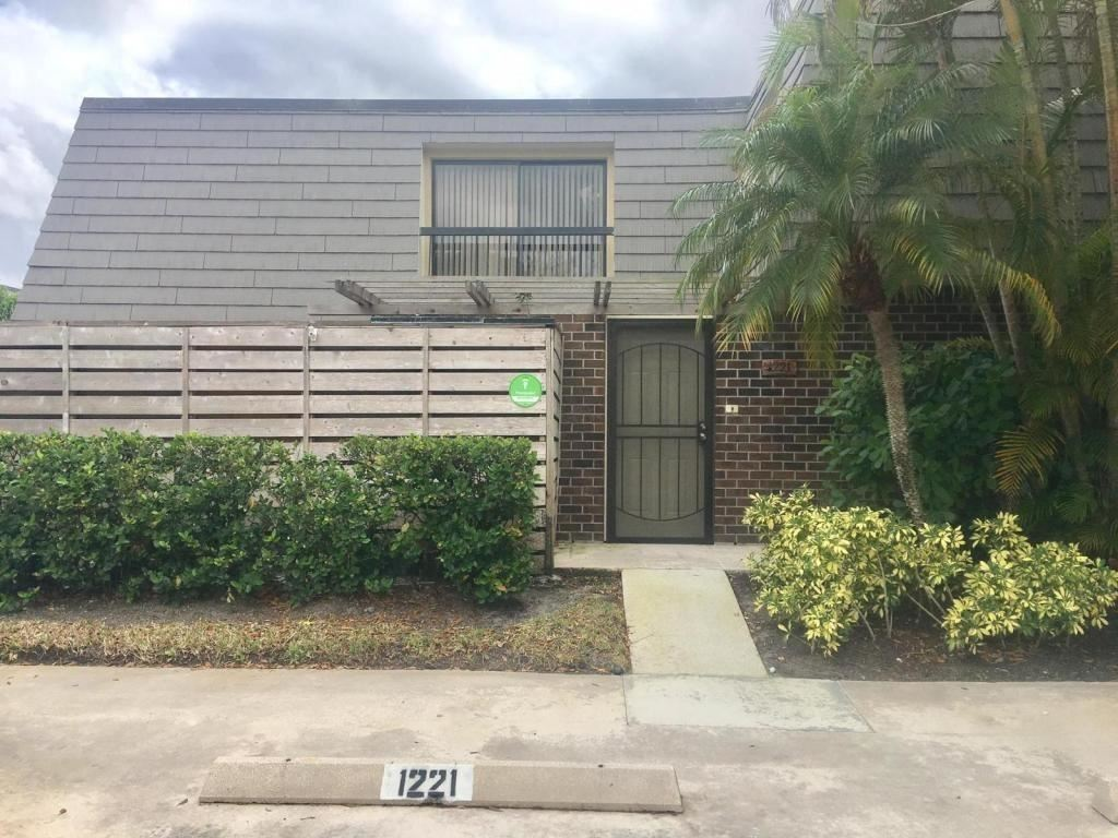 1221 12th Ter Terrace, Palm Beach Gardens, FL 33418 - MLS#: RX-10715218