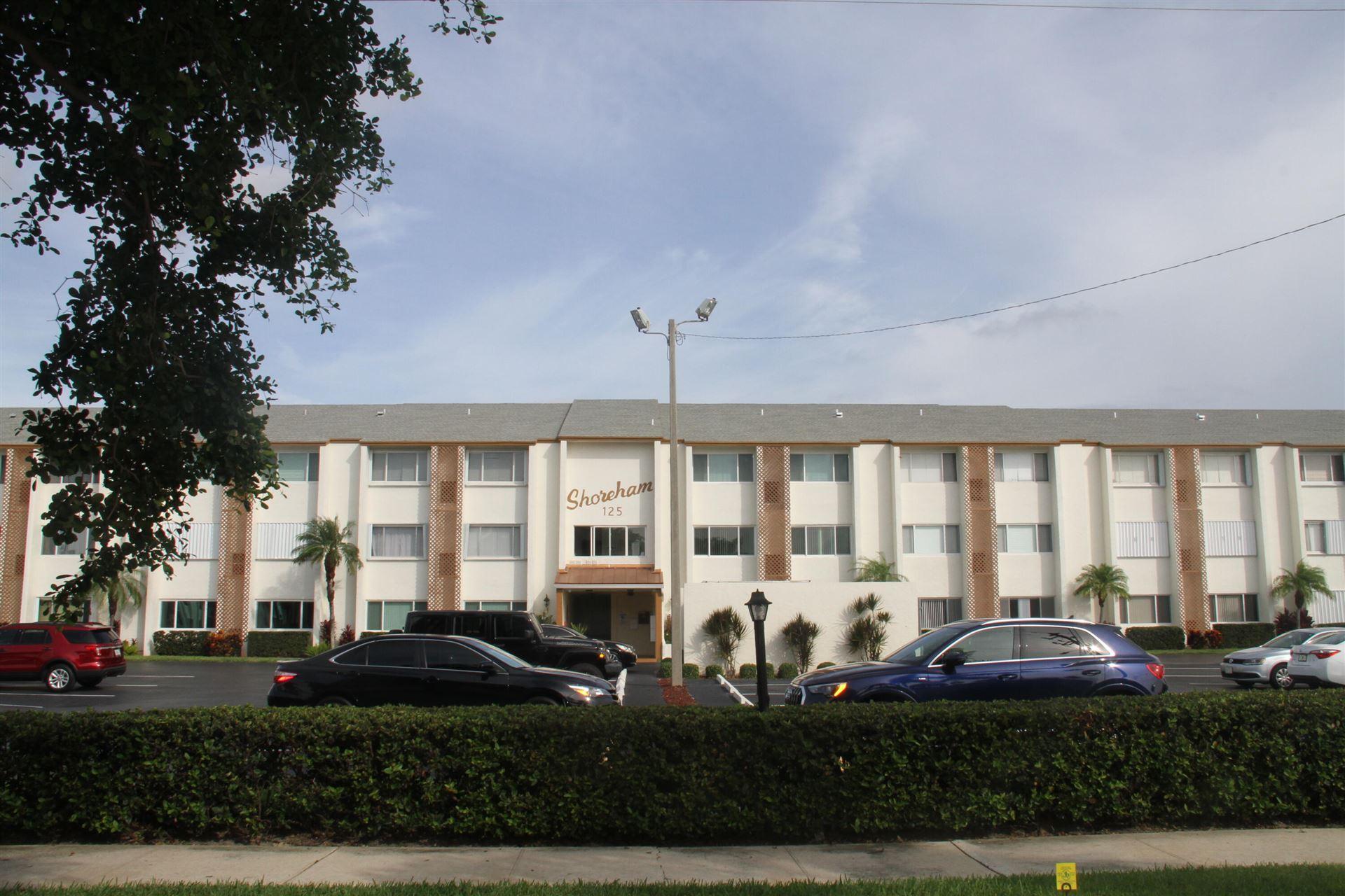 125 Shore Court #307b, North Palm Beach, FL 33408 - MLS#: RX-10755218