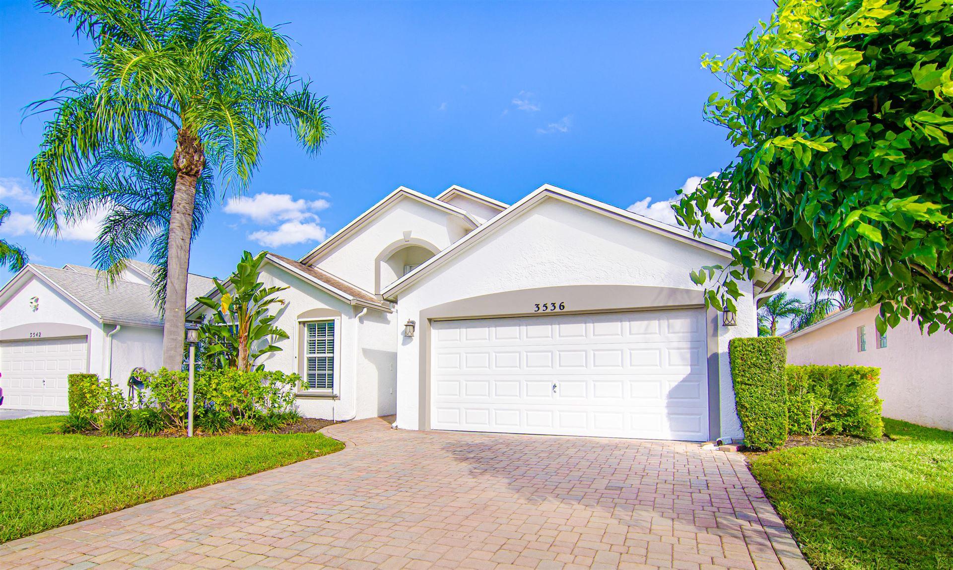 3536 Dora Lane, West Palm Beach, FL 33417 - #: RX-10668219