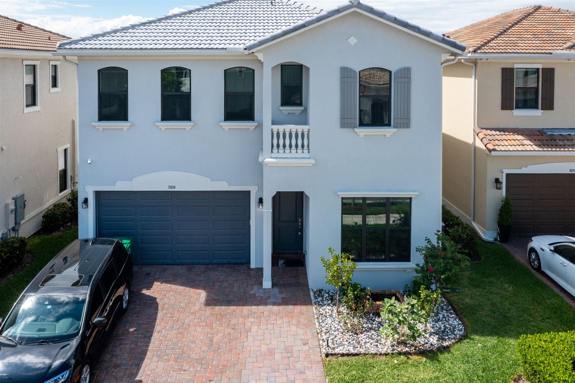 3804 NW 89th Way, Coral Springs, FL 33065 - MLS#: RX-10752219