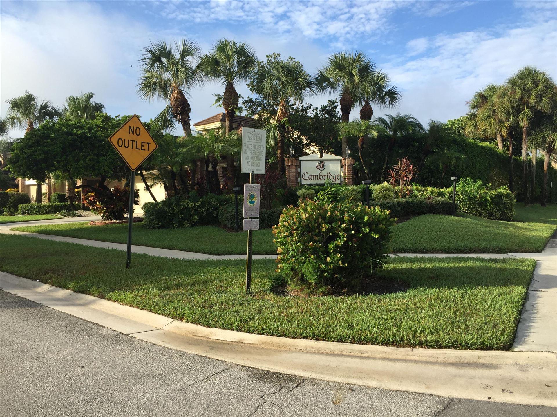 Photo of 8053 Allspice Drive, Boynton Beach, FL 33472 (MLS # RX-10636220)