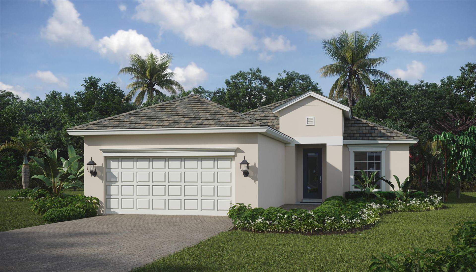 9931 SW Chadwick Drive, Port Saint Lucie, FL 34987 - #: RX-10669220