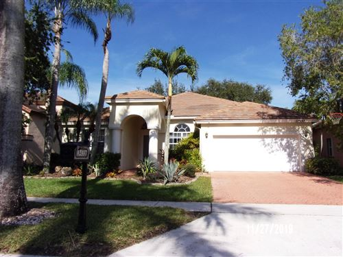 Photo of 12337 Cascades Pointe Drive, Boca Raton, FL 33428 (MLS # RX-10583221)