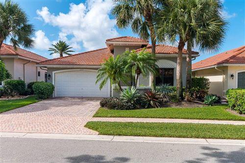 Photo of 6967 Boscanni Drive, Boynton Beach, FL 33437 (MLS # RX-10719221)