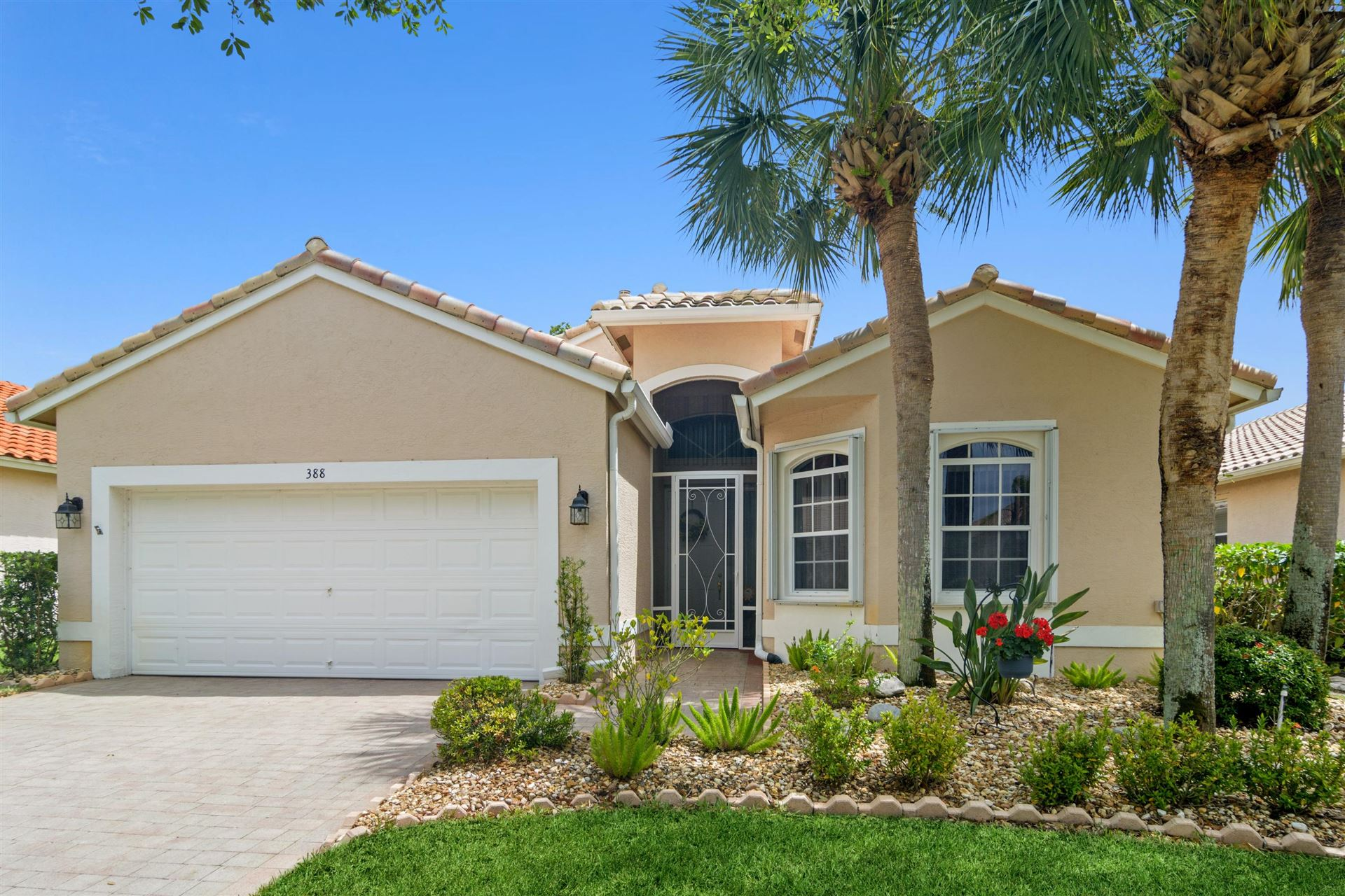 Photo of 388 NW Toscane Trail, Port Saint Lucie, FL 34986 (MLS # RX-10705221)