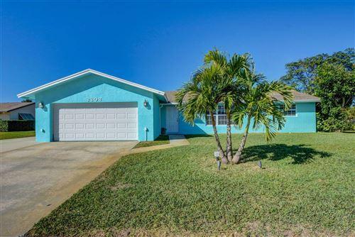 Photo of 3303 Pebble Beach Drive, Lake Worth, FL 33467 (MLS # RX-10686222)