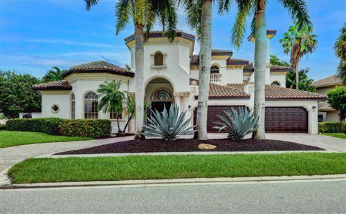 Photo of 7635 Mandarin Drive, Boca Raton, FL 33433 (MLS # RX-10713222)