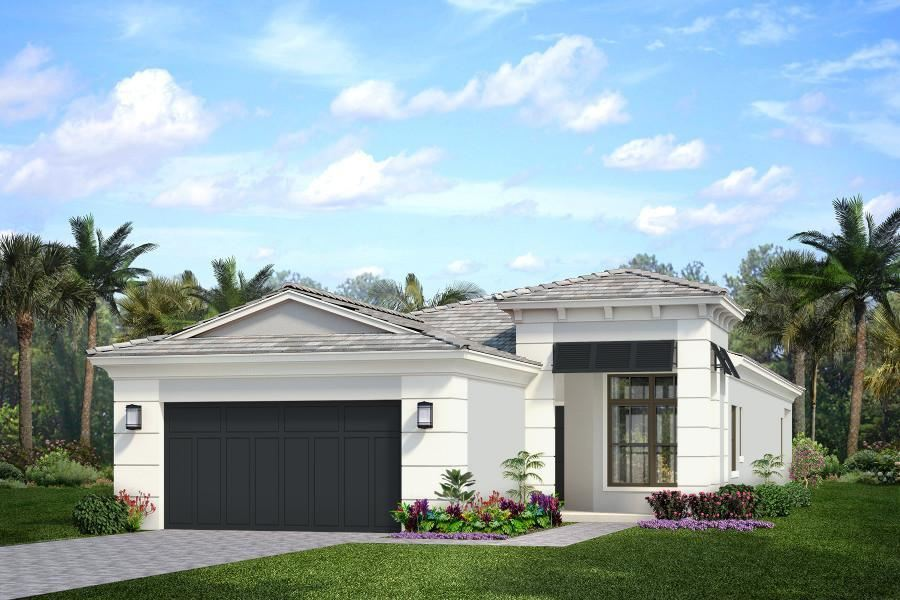 Photo of 13710 Artisan Circle Circle, Palm Beach Gardens, FL 33418 (MLS # RX-10716222)
