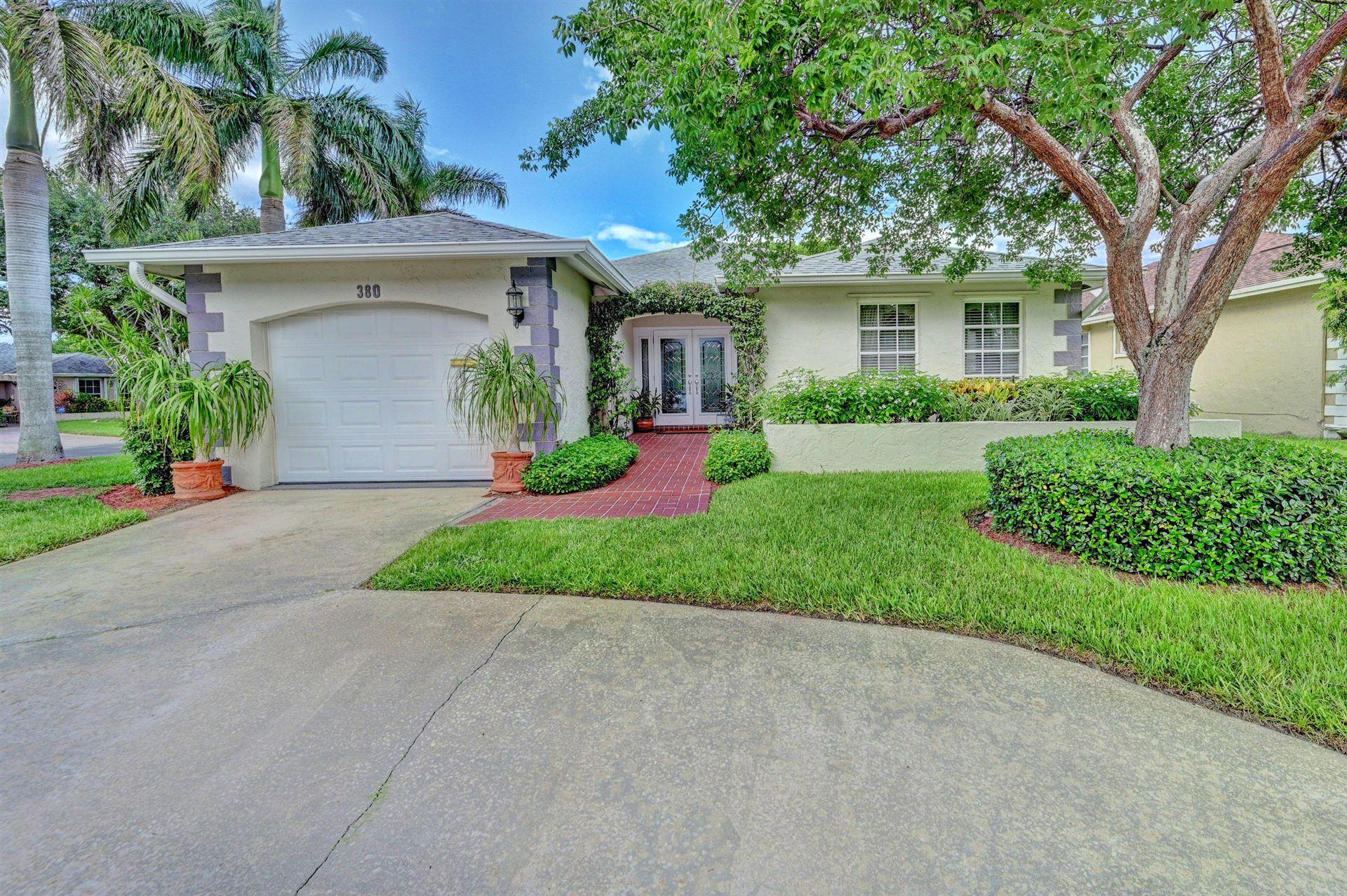 380 SW 5th Way, Boca Raton, FL 33432 - #: RX-10731222