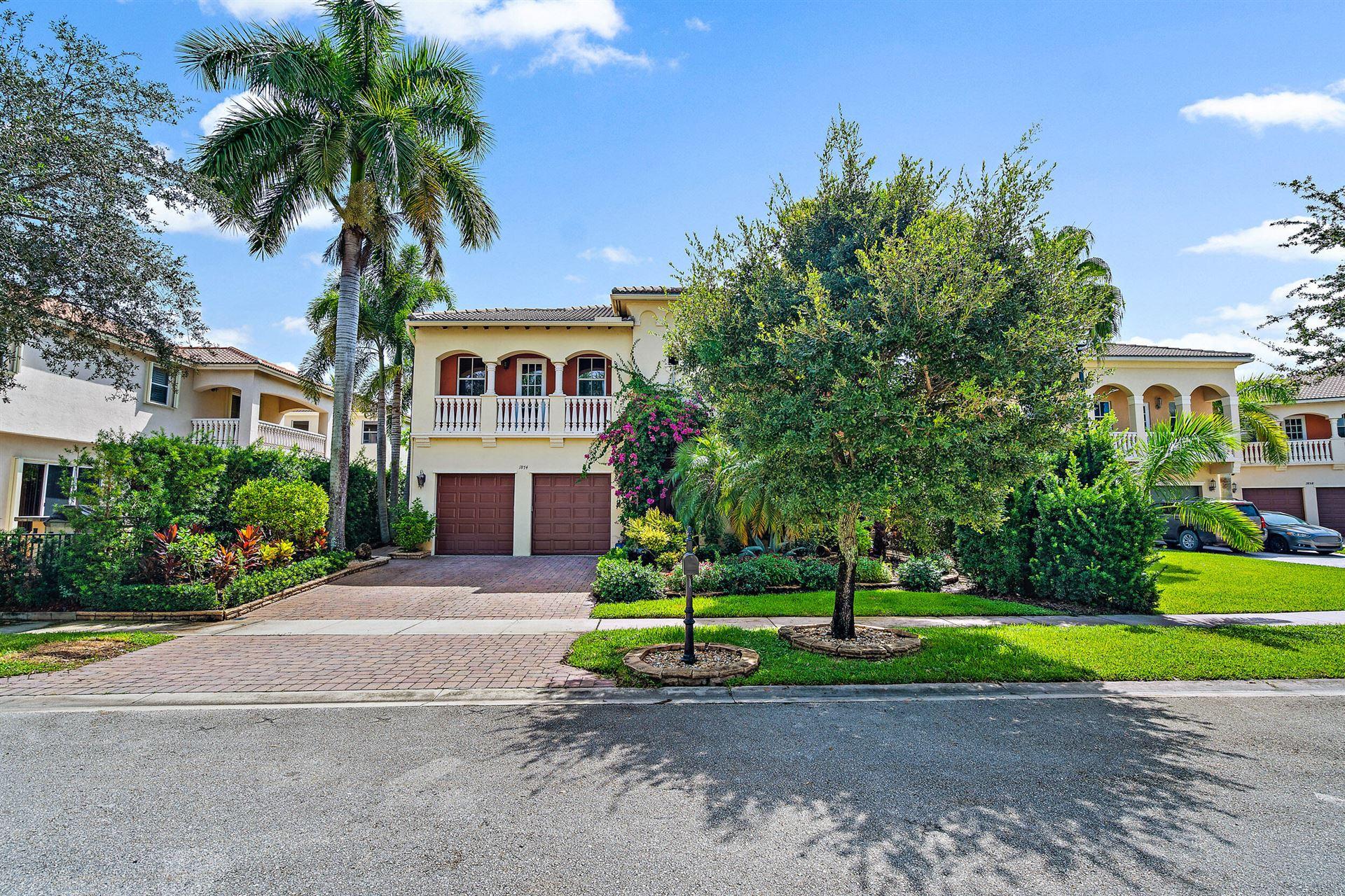 1874 Wood Glen Circle, West Palm Beach, FL 33411 - MLS#: RX-10743222