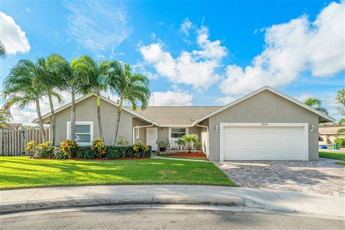 Photo of 2818 NW 52nd Terrace, Margate, FL 33063 (MLS # RX-10589223)