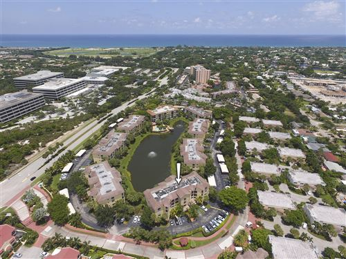 Photo of 300 Uno Lago Drive #304, Juno Beach, FL 33408 (MLS # RX-10641223)