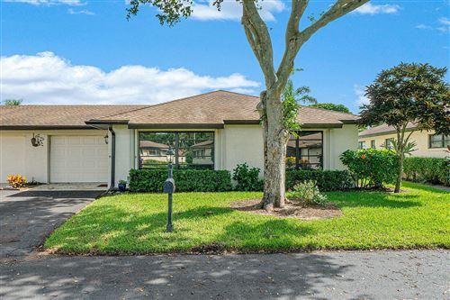 Photo of Listing MLS rx in 4855 Equestrian Road #B Boynton Beach FL 33436