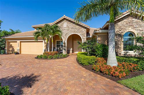 Photo of 7590 SE Ravissant Drive, Stuart, FL 34997 (MLS # RX-10645223)