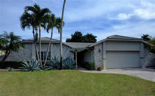 Photo of 19820 Sedgefield Terrace, Boca Raton, FL 33498 (MLS # RX-10686223)