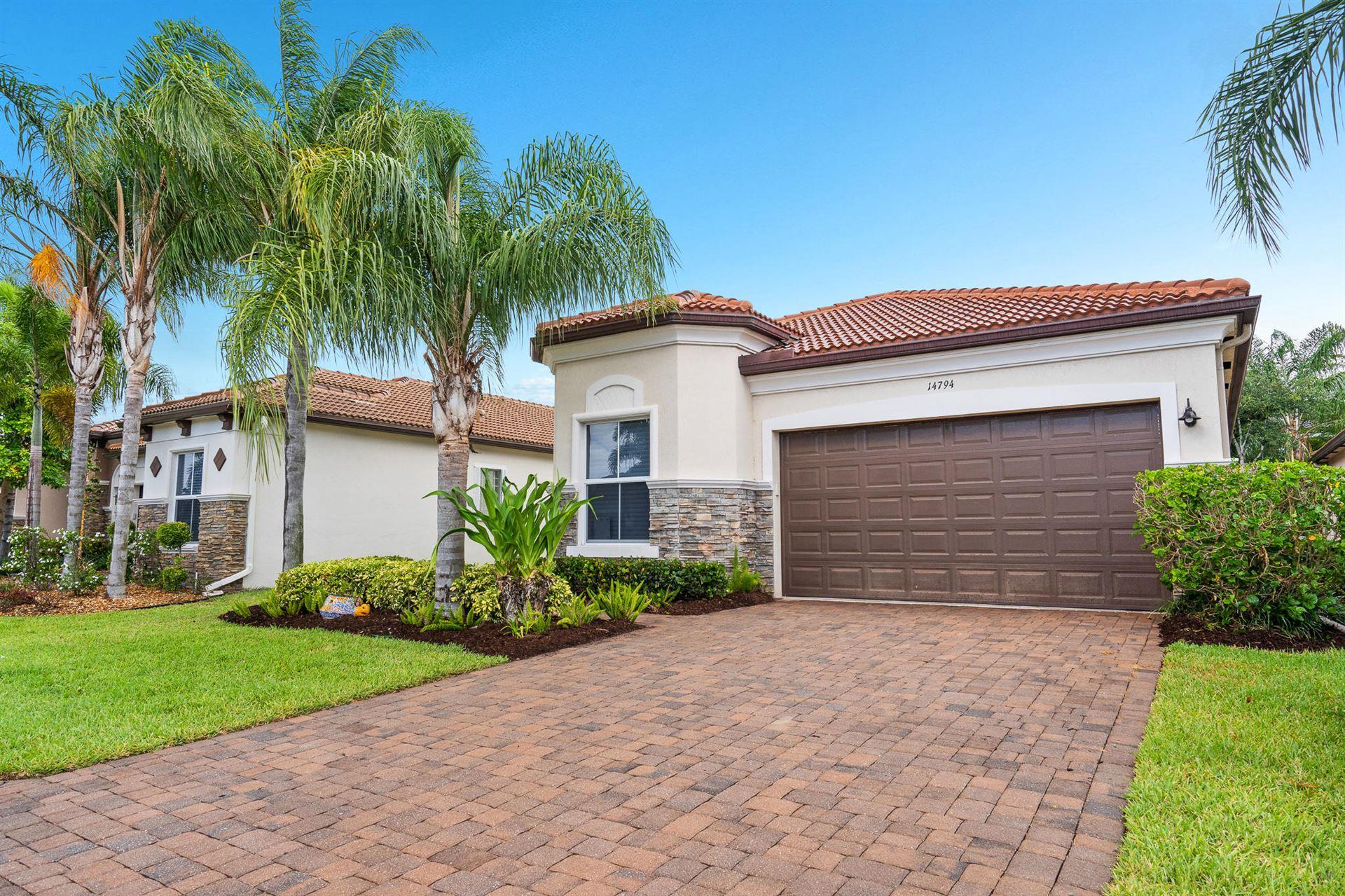 14794 Rapolla Drive, Delray Beach, FL 33446 - #: RX-10718223