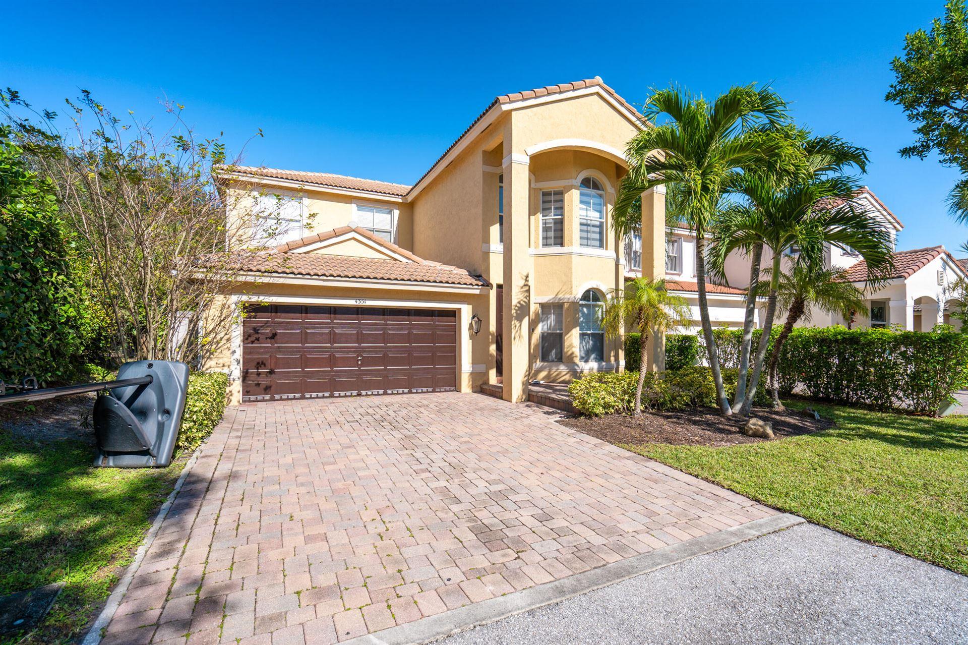 4351 N Magnolia Circle, Delray Beach, FL 33445 - MLS#: RX-10719223