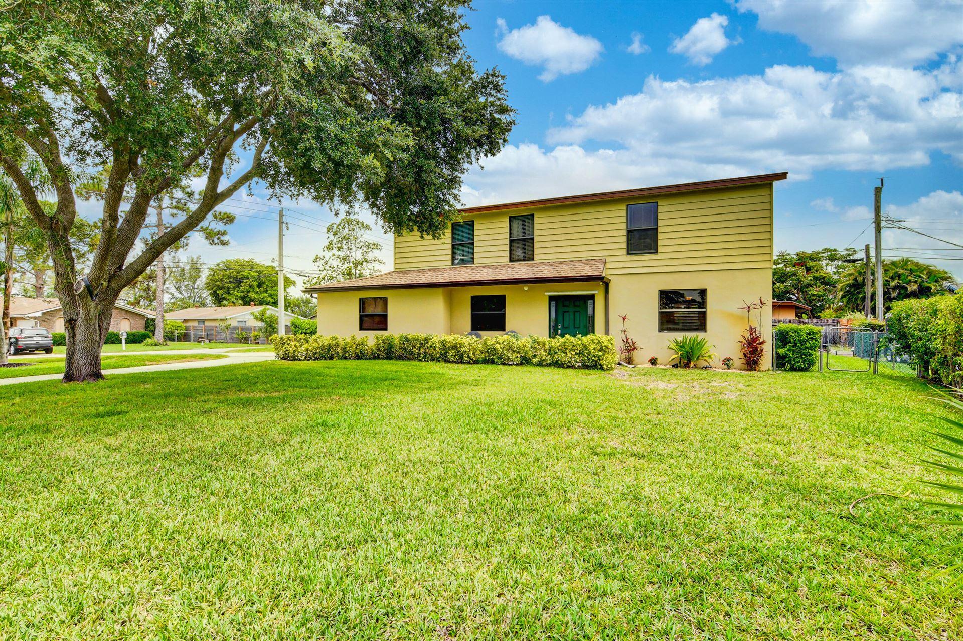 2487 Sundown Lane, Lake Worth, FL 33462 - #: RX-10725223