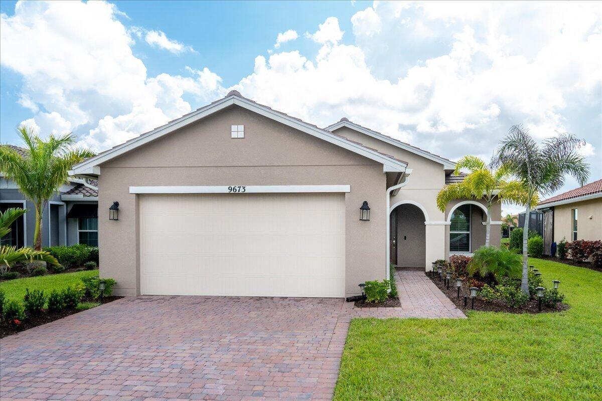 9673 SW Forestwood Avenue, Port Saint Lucie, FL 34987 - #: RX-10733223