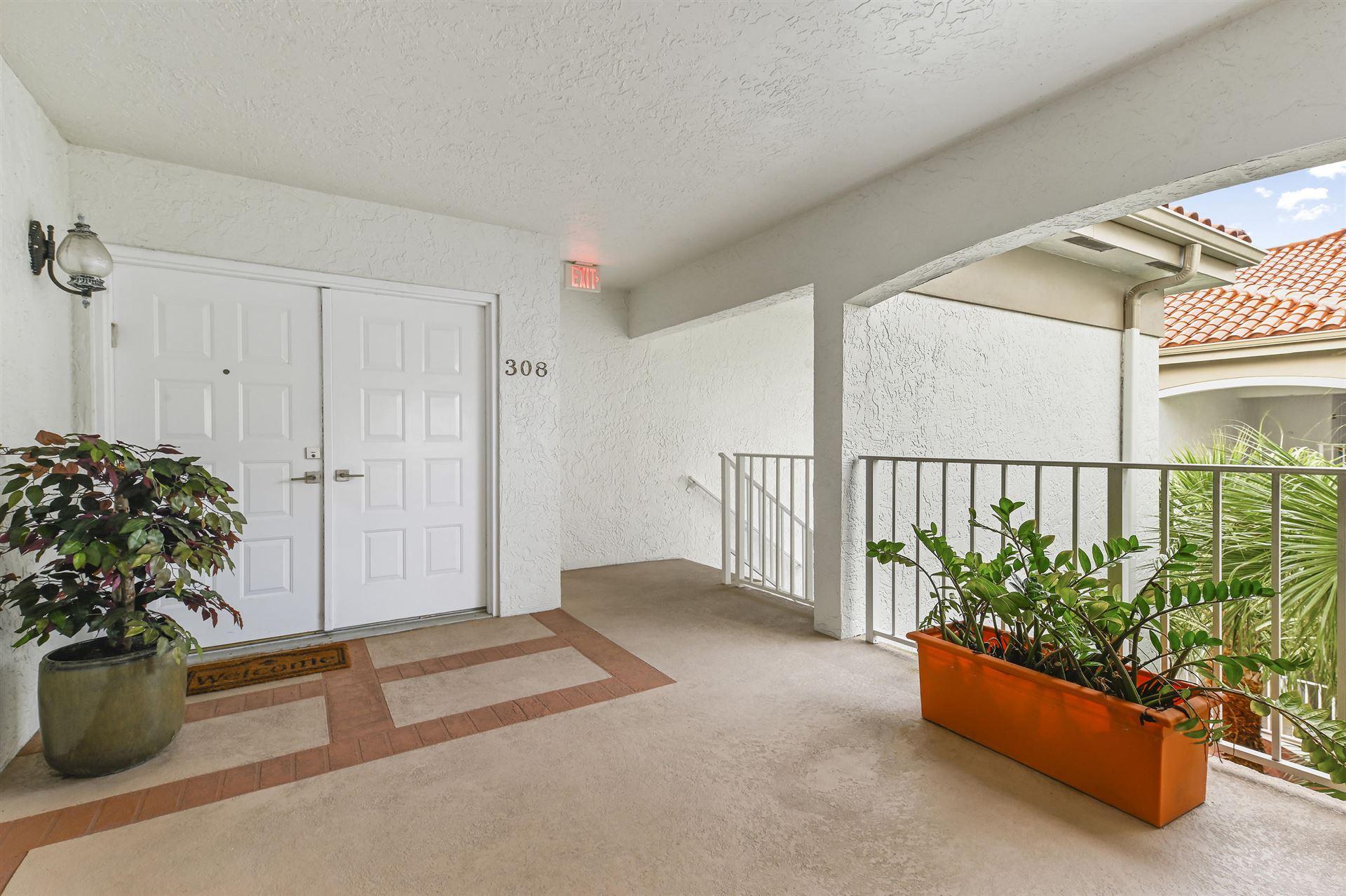 7369 Orangewood Lane #308-D, Boca Raton, FL 33433 - #: RX-10741223