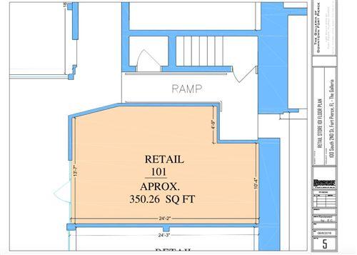 Photo of 100 S 2nd Street #101, Fort Pierce, FL 34950 (MLS # RX-10263224)