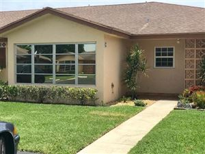 Photo of 14569 Canalview Drive #C, Delray Beach, FL 33484 (MLS # RX-10549224)
