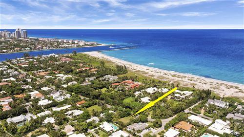Photo of Listing MLS rx in 1464 N Ocean Boulevard Palm Beach FL 33480