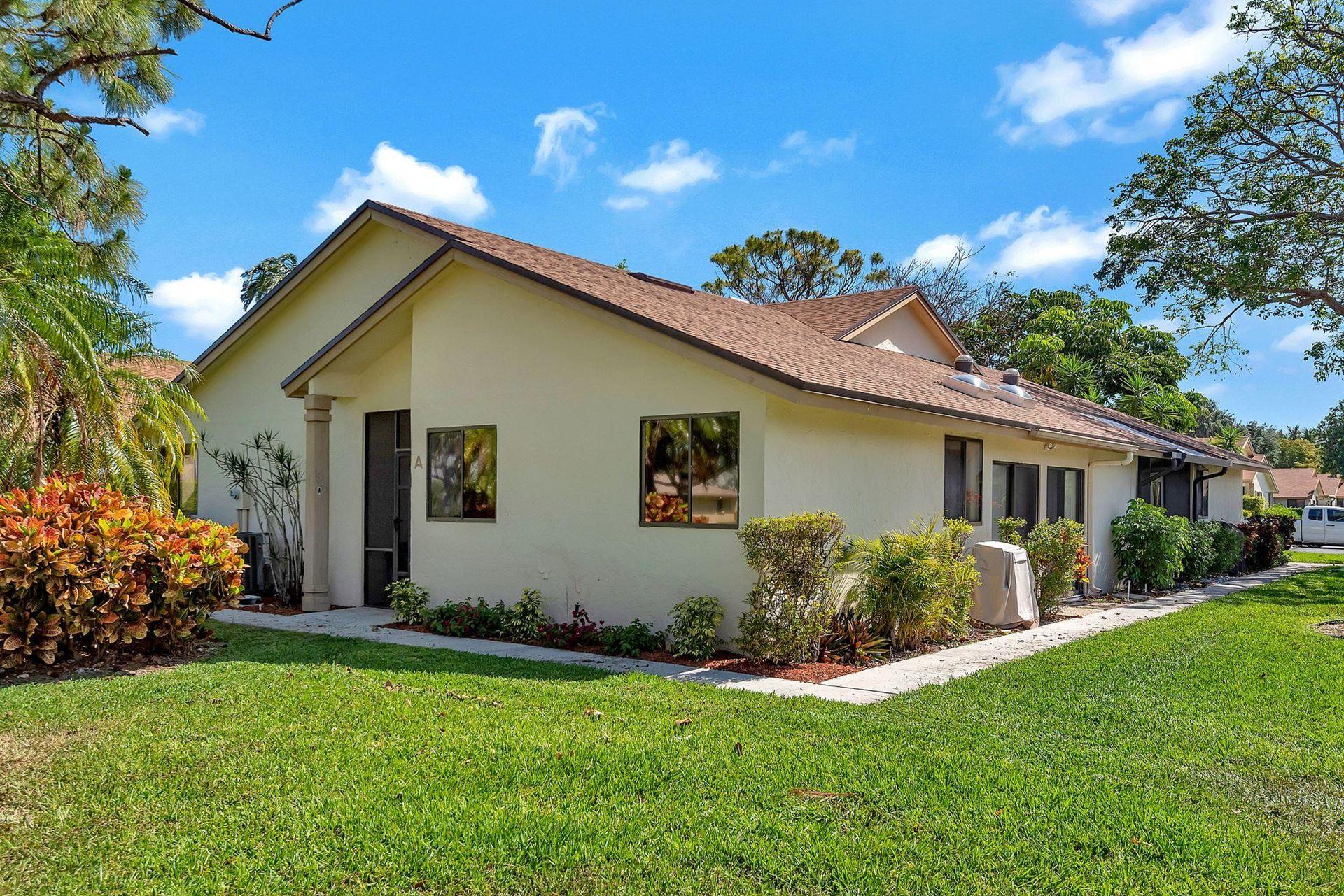 1320 NW 29th Avenue #A, Delray Beach, FL 33445 - #: RX-10706224