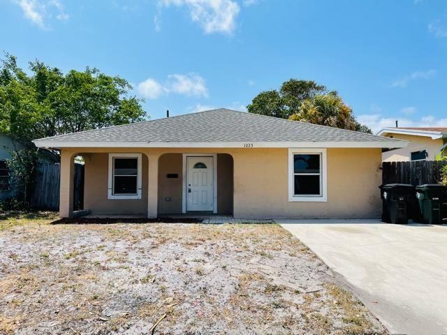 1025 S D Street, Lake Worth, FL 33460 - MLS#: RX-10707224