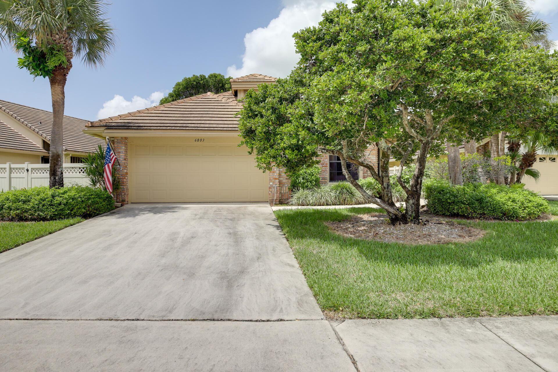 6803 Bitterbush Place, Boynton Beach, FL 33472 - #: RX-10744224