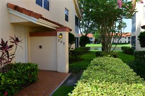 Photo of 7342 Lake Meadow Way #202, Boynton Beach, FL 33437 (MLS # RX-10543225)
