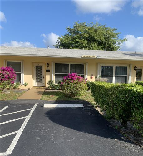 Photo of 1721 NW 19th Terrace #45b, Delray Beach, FL 33445 (MLS # RX-10611225)