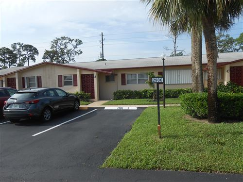 Photo of 2986 Crosley Drive E #B, West Palm Beach, FL 33415 (MLS # RX-10626225)