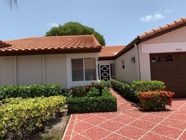 6416 Mill Pointe Circle, Delray Beach, FL 33484 - #: RX-10635225