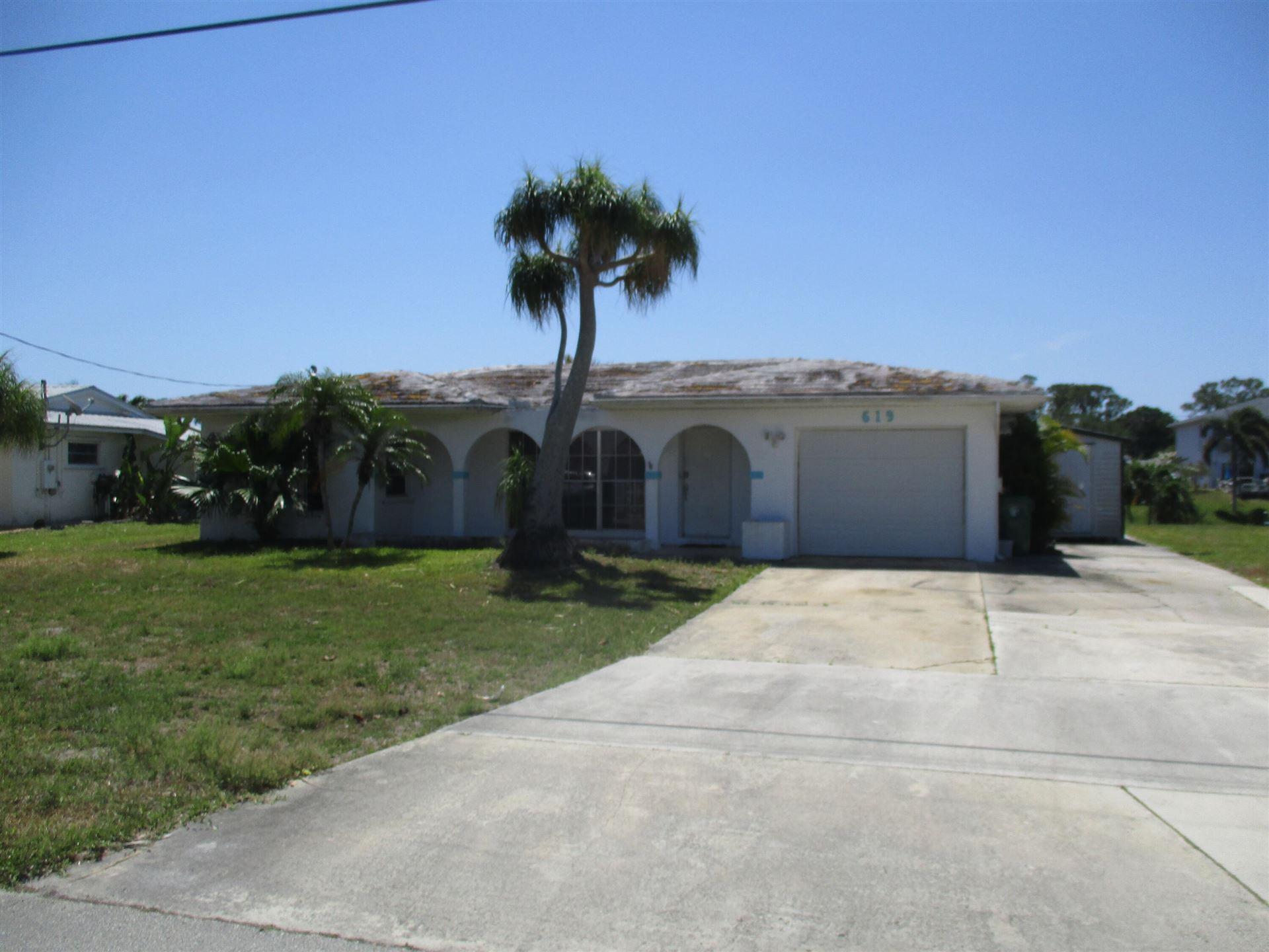 619 SE Calmoso Drive, Port Saint Lucie, FL 34983 - #: RX-10708225