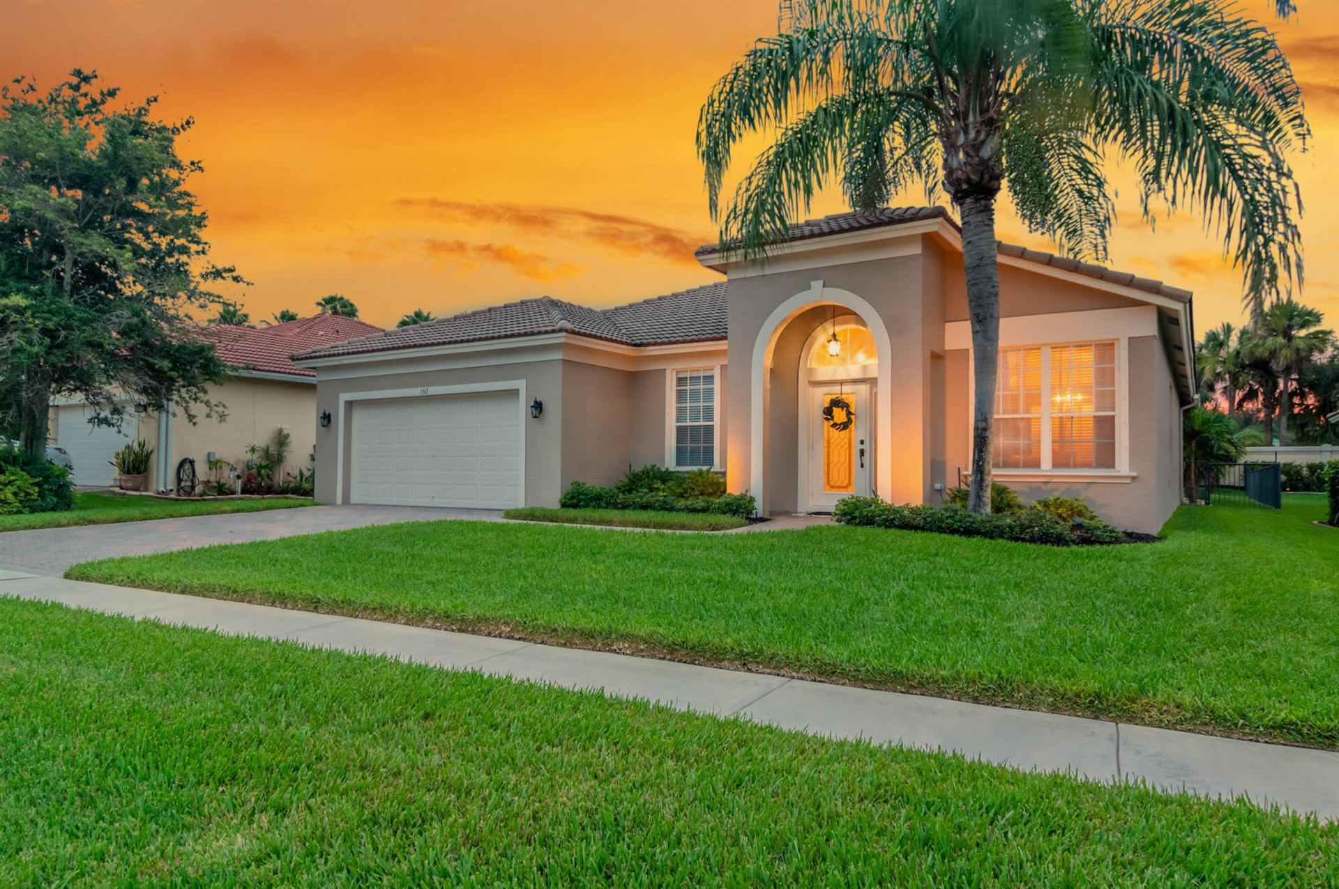 Photo of 1365 Stonehaven Estates Drive, West Palm Beach, FL 33411 (MLS # RX-10736225)