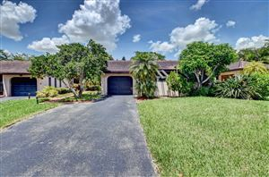 Photo of 9304 Vista Del Lago #A, Boca Raton, FL 33428 (MLS # RX-10543226)