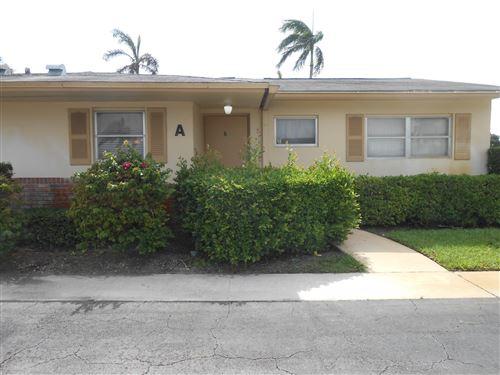 Photo of 2571 Barkley Drive W #A, West Palm Beach, FL 33415 (MLS # RX-10626226)