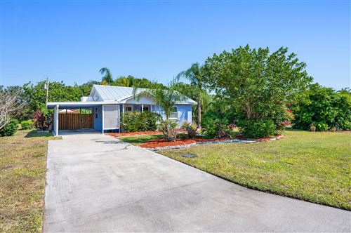Photo of 3646 Atlantic Boulevard, Vero Beach, FL 32960 (MLS # RX-10707226)