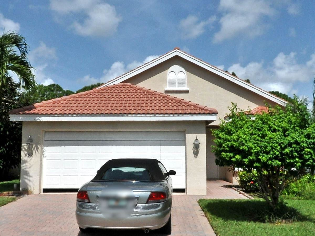 852 SW Munjack Circle, Port Saint Lucie, FL 34986 - #: RX-10735226