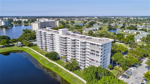 Photo of 2900 N Course Drive #1006, Pompano Beach, FL 33069 (MLS # RX-10588227)