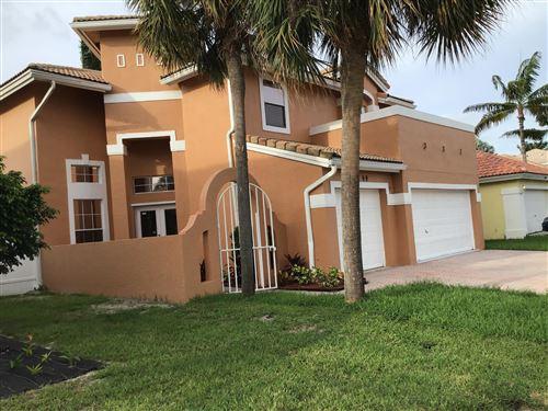 Photo of 99 Citrus Park Lane, Boynton Beach, FL 33436 (MLS # RX-10644227)