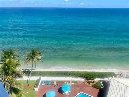 Photo of 3590 S Ocean Boulevard #905, South Palm Beach, FL 33480 (MLS # RX-10748227)