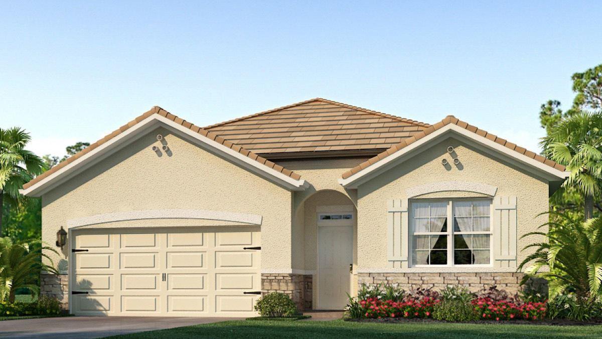 10575 SW Jem Street, Port Saint Lucie, FL 34987 - #: RX-10705227