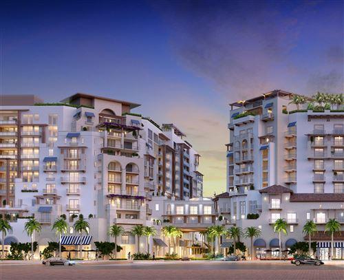 Photo of 105 E Camino Real #1011, Boca Raton, FL 33432 (MLS # RX-10393228)