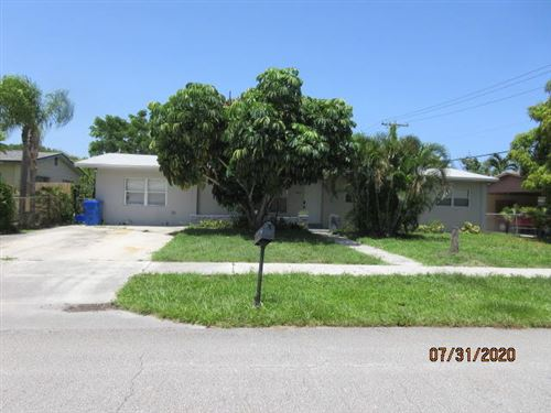 Foto de inmueble con direccion 1309 W Mango Street Lantana FL 33462 con MLS RX-10645228