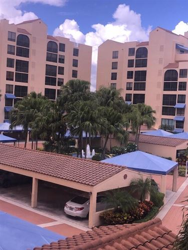 Photo of 7170 Promenade Drive #301, Boca Raton, FL 33433 (MLS # RX-10733228)